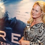 NLD/Amsterdam/20150914 - Premiere 3D Imax film Everest, Monique Sluyter