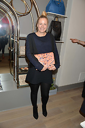 ASTRID HARBORD at a party hosted by Melissa Del Bono to celebrate the launch of her Meli Melo flagship store at 324 Portobello Road, London W10 on 28th November 2013.