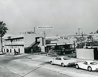 1963 CBS Studio Center on Ventura Blvd. at Radford St.