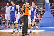 DESCRIZIONE : Eurolega Euroleague 2014/15 Gir.A Anadolu Efes Istanbul - Dinamo Banco di Sardegna Sassari<br /> GIOCATORE : Perez Perez Miguel<br /> CATEGORIA : Arbitro Referee Blocco<br /> SQUADRA : Arbitro Referee<br /> EVENTO : Eurolega Euroleague 2014/2015<br /> GARA : Anadolu Efes Istanbul - Dinamo Banco di Sardegna Sassari<br /> DATA : 28/10/2014<br /> SPORT : Pallacanestro <br /> AUTORE : Agenzia Ciamillo-Castoria / Luigi Canu<br /> Galleria : Eurolega Euroleague 2014/2015<br /> Fotonotizia : Eurolega Euroleague 2014/15 Gir.A Anadolu Efes Istanbul - Dinamo Banco di Sardegna Sassari<br /> Predefinita :