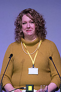 © Licensed to London News Pictures. 27/02/2015. Margate, UK . Harriet Yeo. The UKIP spring conference at Margate Winter Gardens 27th February 2015. Photo credit : Stephen Simpson/LNP