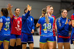during friendly game between national teams of Slovenia and Serbia on 29th of September, Celje, Slovenija 2018