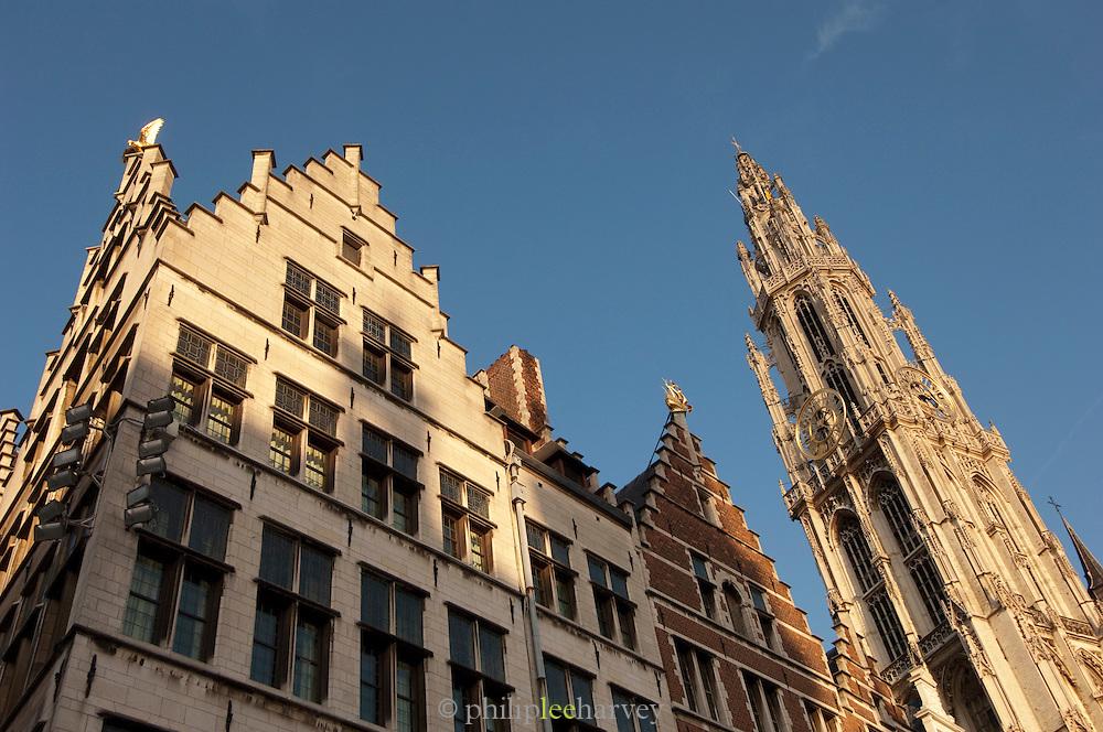 Antwerp Cathdral, Antwerp, Belgium