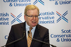Jackson Carlaw speaking at the Radisson Hotel, Edinburgh after being elected Scottish Conservative Party leader. Pic: Terry Murden @edinburghelitemedia