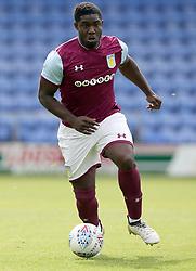 Micha Richards, Aston Villa