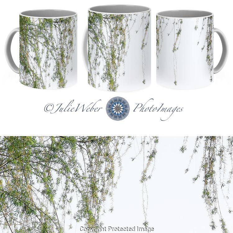 Mug Showcase 29 - Shop here:  https://2-julie-weber.pixels.com/featured/willow-wisps-julie-weber.html