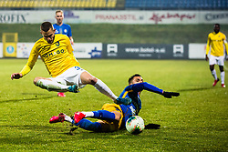 Almin Kurtovic of NK Bravo during football match between NK Celje and NK Bravo in Round #22 of Prva liga Telekom Slovenije 2019/20, 26 February, 2020 in Stadium Z'Dezele, Celje, Slovenia. Photo By Grega Valancic / Sportida
