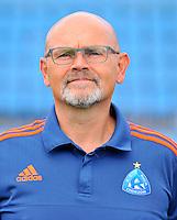 2016.07.07 Chorzow<br /> Pilka nozna Ekstraklasa sezon 2016/2017 Sesja Ruch Chorzow<br /> N/z Wlodzimierz Dus<br /> Foto Norbert Barczyk / PressFocus<br /> <br /> 2016.07.07 Chorzow<br /> Football Polish Ekstraklasa season 2016/2017 Photo Session team Ruch Chorzow<br /> Wlodzimierz Dus<br /> Credit: Norbert Barczyk / PressFocus
