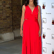 Andrea McLean's new book Confessions of a Menopausal Woman at the Devonshire Club in London on June 26 2018..