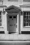 Henley On Thames. Oxfordshire/ Berkshire. United Kingdom. 26/17.05.2017. General View, Entrance Queen Anne Cottage. <br /> <br /> <br /> [Mandatory Credit Peter SPURRIER/Intersport Images]