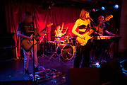 London, UK. Thursday 1st May 2014. All girl Canadian indie rock band The Beaches play a gig at the Water Rats in London.