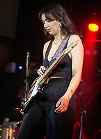 The Mysterines  live at SOUND CITY 2021 Liverpool Photo by Terry Scott