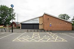 Community centre, Grimethorpe, South Yorkshire