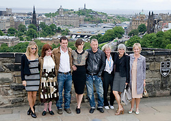 The Edge of Love photocall at Edinburg Castle..©2007 Michael Schofield. All Rights Reserved.