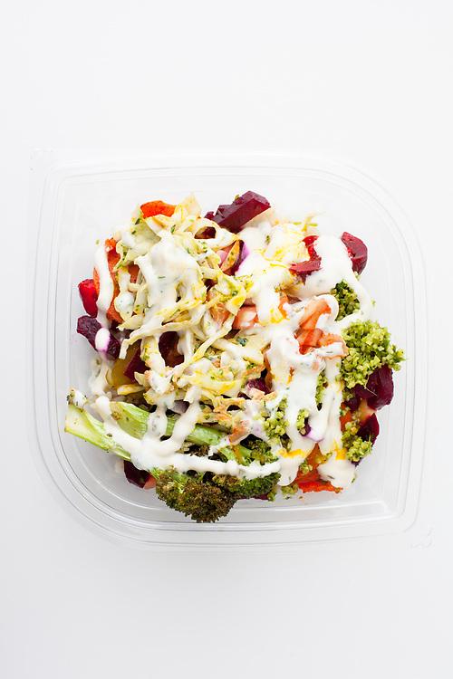Veggie & Rice Bowl from Maoz ($8.48)