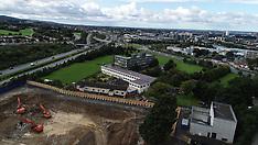 Legionaires -  Reddy Architecture - Aerial close to Vantage appartment's