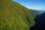 Waimanu Valley, North Kohala, Big Island of Hawaii