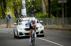 KUNG Stefan of Switzerland competes during Men Time Trial at UCI Road World Championship 2020, on September 24, 2020 in Imola, Italy. Photo by Vid Ponikvar / Sportida