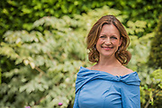 Katie Derham on The Morgan Stanley Garden - The Chelsea Flower Show organised by the Royal Horticultural Society with M&G as its MAIN sponsor for the final year.