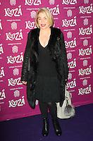 Brix Smith Start, Cirque du Soleil: Kooza - press night, Royal Albert Hall, London UK, 06 January 2015, Photo by Richard Goldschmidt