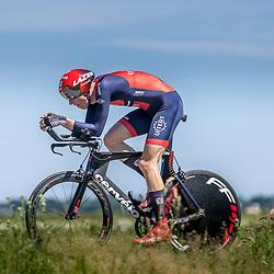EMMEN (NED) June 16: <br />CYCLING <br />Dutch Nationals Time Trail men U23 <br />Tom Smeets