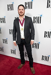 Nov. 13, 2018 - Nashville, Tennessee; USA - TYLER REEVE attends the 66th Annual BMI Country Awards at BMI Building located in Nashville.   Copyright 2018 Jason Moore. (Credit Image: © Jason Moore/ZUMA Wire)