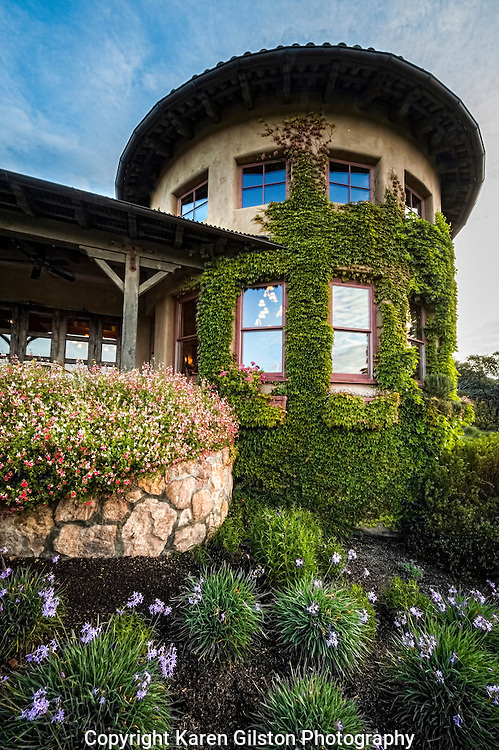 Country club Architecture