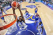 Dyshawn Pierre<br /> Banco di Sardegna Dinamo Sassari - Red October Cantu'<br /> LegaBasket LBA Poste Mobile 2017/2018<br /> Sassari, 01/10/2017<br /> Foto L.Canu / Ciamillo-Castoria