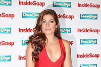 Nikki Sanderson, Inside Soap Awards 2015, DSTRKT, London UK, 05 October 2015, Photo by Richard Goldschmidt