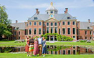 Photosession House ten Bosch Palace, 19-07-2019
