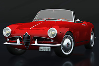 With the Alfa Romeo Guilletta Spyder, Alfa Romeo has created a beautiful convertible sports car for daily use; The Alf Romeo Guilletta Spyder was one of the most beloved models of this Italian carmaker.<br />