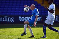 Sam Minihan. Stockport County FC 2-0 Chesterfield FC. Vanarama National League. 27.2.21 Edgeley Park.