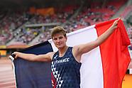 ATHLETICS - IAAF WORLD U20 CHAMPIONSHIPS TAMPERE 2018 - DAY 3 120718