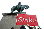 May Day 2012 in New York City