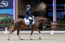 De Landtsheer Ellen, BEL, Zieso Hpb<br /> Belgisch Kampioenschap Dressuur<br /> Azelhof - Lier 2020<br /> © Hippo Foto - Dirk Caremans<br /> 02/10/2020