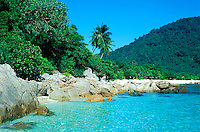 Malaisie, Iles Perhentian // Malaysia, Perhentian island