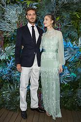Pierre Casiraghi, Beatrice Borromeo attend the Alberta Ferretti cruise collection fashion show held at Monaco Yacht Club, Monaco on May 18 , 2109. Photo by ABACAPRESS.COM