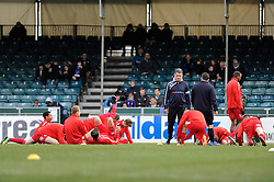 Crawley Town's new Manager, John Gregory - Photo mandatory by-line: Dougie Allward/JMP - Tel: Mobile: 07966 386802 07/12/2013 - SPORT - Football - Bristol - Memorial Stadium - Bristol Rovers v Crawley Town - FA Cup - Second Round