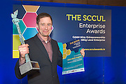 27/01/2014  REPRO FREE. A Co. Galway organic farming business has won the top prize of €10,000 cash in the SCCUL Enterprise Awards. The winner was announced at the annual SCCUL Enterprise Awards prize giving ceremony and business expo which was hosted by NUI Galway in the Bailey Allen Hall, NUIG.<br />  Green Earth Organics is the brainchild of Kenneth Keavey who was on hand to collect his prize money and trophy  . Photo:Andrew Downes
