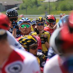 DISENTIS SEDRUM (SUI) CYCLING<br /> Tour de Suisse stage 5<br /> <br /> Gijs Leemreize