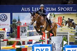 Dunon Gilles, BEL, Fou de Toi vd Keihoeve<br /> Veolia Championat<br /> Braunschweig - Löwenclassics 2019<br /> © Hippo Foto - Stefan Lafrentz