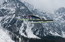 SCHLIERENZAUER Gregor, SV Innsbruck-Bergisel, AUT  competes during Flying Hill Team First Round at 4th day of FIS Ski Flying World Championships Planica 2010, on March 21, 2010, Planica, Slovenia.  (Photo by Vid Ponikvar / Sportida)