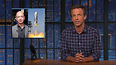 """July 19, 2021 - NY: NBC's """"Late Night With Seth Meyers"""" - Episode 1171A"""