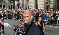 Samuel L Jackson, GQ Men of the Year Awards, Royal Opera House, London UK, 03 September 2013, (Photo by Richard Goldschmidt)