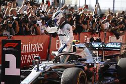 November 3, 2019, Austin, United States of America: Motorsports: FIA Formula One World Championship 2019, Grand Prix of United States, ..#77 Valtteri Bottas (FIN, Mercedes AMG Petronas Motorsport) (Credit Image: © Hoch Zwei via ZUMA Wire)