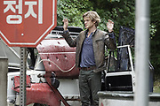 """""""Metal Saw"""" - MacGyver and the team attempt to rescue Sarah (Amy Acker), Jack\'s former CIA partner/ex-girlfriend who went missing in Venezuela after she obtained evidence to take down an international arms dealer, on MACGYVER, Friday, Sept. 30 (8:00-9:00 PM, ET/PT) on the CBS Television Network.  Pictured: Lucas Till  Photo: Jace Downs/CBS ©2016 CBS Broadcasting, Inc. All Rights Reserved"""