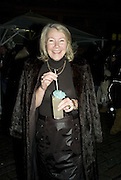 ANNIE HOLCROFT, Winter party hosted by the Somerset House Trust and Tiffany's. To celebrate the opening of the Ice Rink at Somerset House. 20 November 2007. -DO NOT ARCHIVE-© Copyright Photograph by Dafydd Jones. 248 Clapham Rd. London SW9 0PZ. Tel 0207 820 0771. www.dafjones.com.
