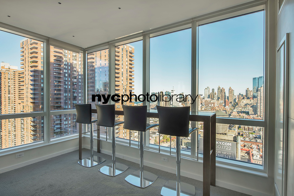 Lounge at 350 West 42nd Street