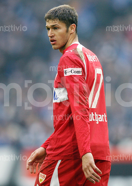 Fussball  1. Bundesliga  Saison 2006/2007 Matthieu DELPIERRE (VfB Stuttgart)