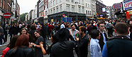 Soho London Pubs Reopen